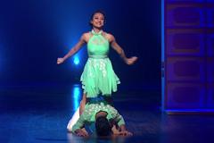 Daphisha & Paramdeep Perform On Nahi Saamne   DID 2017   Before Tv