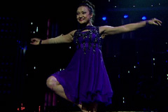 Daphisha's Contemporary style performance on Sun Saathiiya song | Dance India Dance 2017 – December 24 | ZEETV