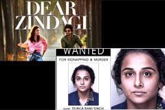 'Dear Zindagi' & 'Kahaani 2' Will NOT Clash At The Box Office