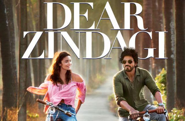 'Dear Zindagi' : Movie Review