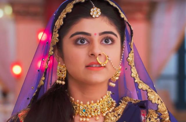 Devi auspicious for Adhiraj - Jeet Gayi Toh Piyaa Morre | ZEETV
