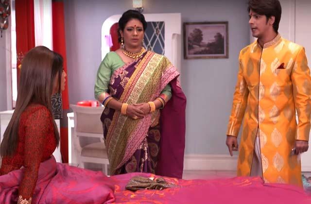 Dhairya Discovers Trisha's Evil Truth - Santoshi Maa