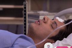Dhairya Hospitalized – Santoshi Maa