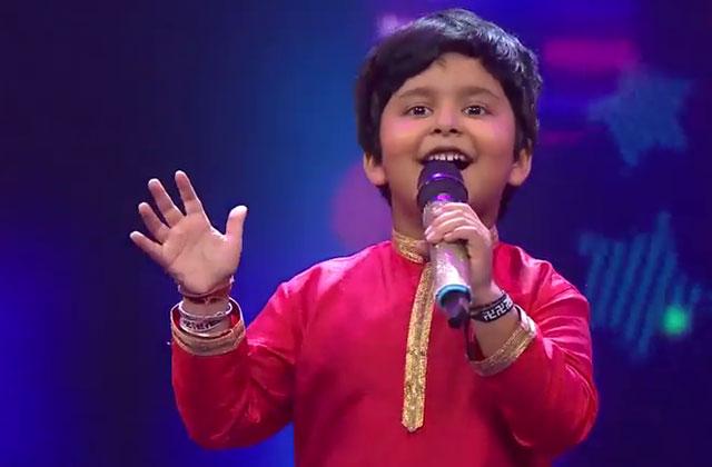 Dhroon Tickoo & Jayas Kumar Sing Paisa Yeh Paisa Sa Re Ga Ma Pa Lil Champs 2017 - October 14, 2017 | ZEETV