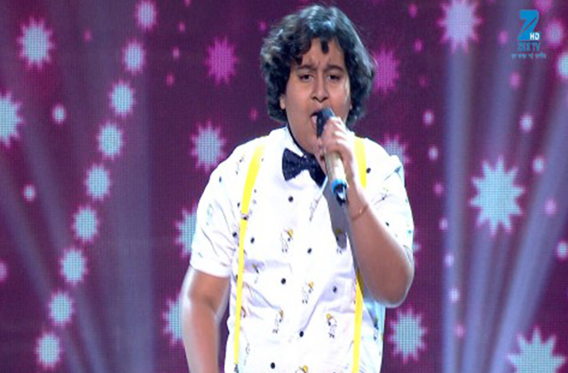 Dhroon Tickoo Singing Pal Bhar Ke Liye - Sa Re Ga Ma Pa Lil Champs 2017 - June 17,2017 |ZEETV