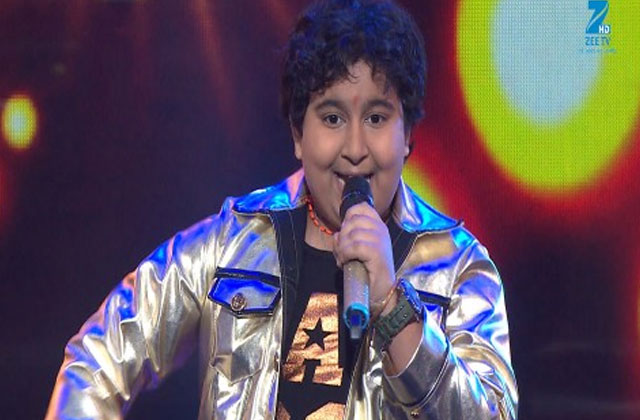 Dhroon Tickoo Sings Tamma Tamma Sa Re Ga Ma Pa Lil Champs 2017 - September 16, 2017 | ZEETV