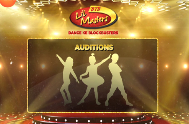 DID Li'L Masters Auditions | 13th & 15th January | Itanagar & Agartala
