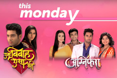 Divorce Ka Chakravyuh | Ek Vivah Aisa Bhi & Agnifera | Monday | 7.30 - 8.30 PM on &TV