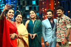 Dr. Rajasekhar & Jeevitha's family on Kocham Touch Lo Unte Chepta | Pradeep Machiraju