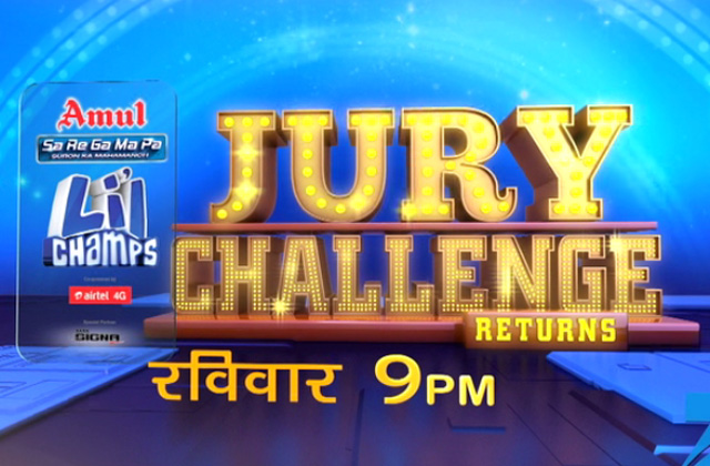 Entertainment Ka Dhakad Dhamal In Jury Challenge | Sa Re Ga Ma Pa Li'l Champ | Sunday at 9:00 PM