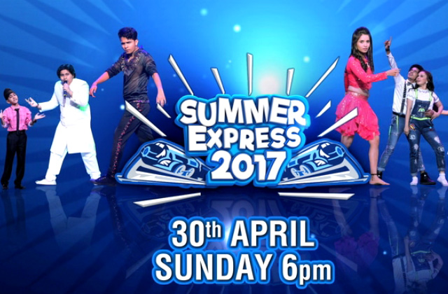 Entertainment Ki Dukkan,Hasi Ke Chingare Aur Dance Ki Aag |Summer Express 2017|30th April,Sun at 6PM
