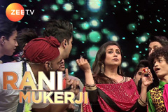 Fun Ka Tadka With Rani Mukerji | Dance India Dance - 2017 | Tonight at 9 PM