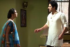 Gangaa Fights With Shiv - Gangaa