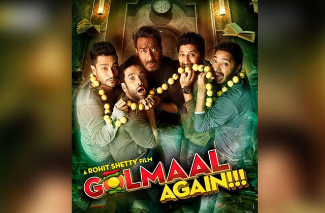 Golmaal Again | Movie Review | Bollywood Business