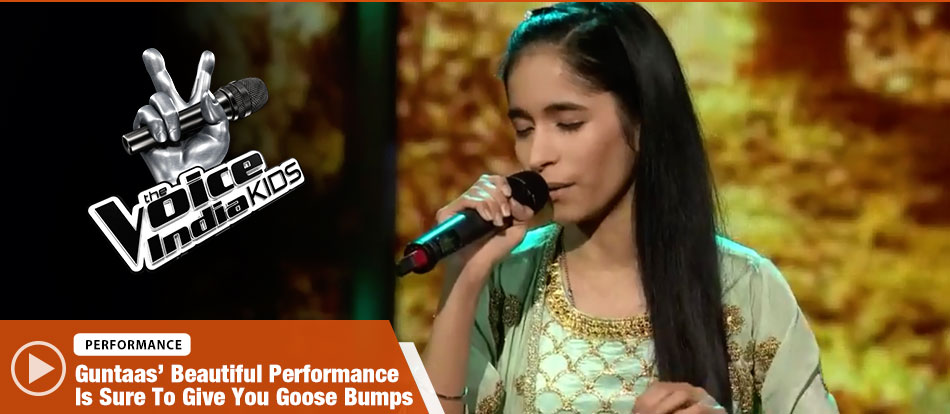 Guntaas Puri Sings Baghban Rab Hai | The Voice India Kids Season 2 - January 14, 2018 | &(AndTv)