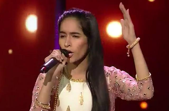 Guntaas Sings Jee Ghani Bawri   The Voice India Kids Season 2 - January 21, 2018   &(AndTv)