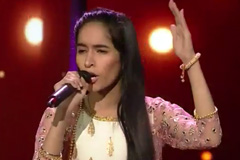 Guntaas Sings Jee Ghani Bawri | The Voice India Kids Season 2 - January 21, 2018 | &(AndTv)