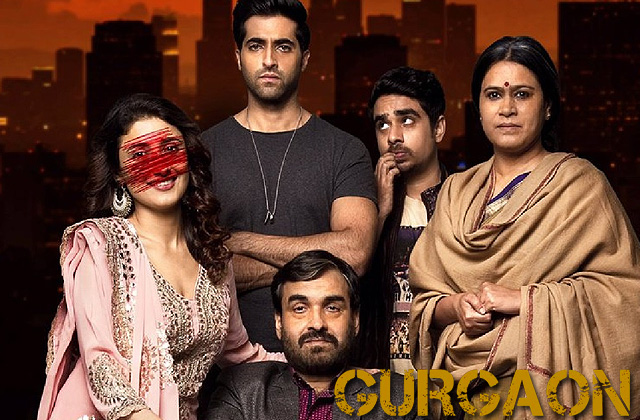 Gurgaon - Movie Teaser