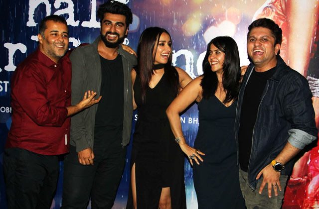 Half-Girlfriend's Grand Success Party