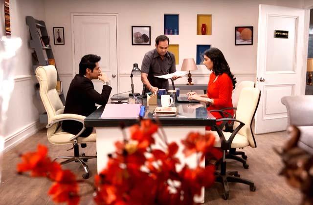 Happy-Go-Lucky Jhanvi Brings Happiness In Aditya's Life