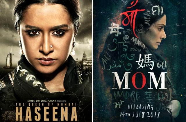 'Haseena' & 'Mom' To Clash At The BOC