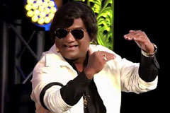 Hilarious Skit Performed By Nilesh Sable And Team - MAAI Awards