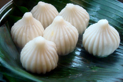 How To Make Steamed Modak