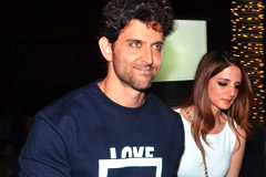 Hrithik Celebrates His 43rd Birthday With Ex-Wife Sussanne Khan