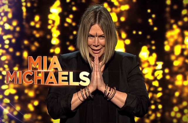 International Choreographer Mia Michaels on Dance India Dance | Sat-Sun at 9PM