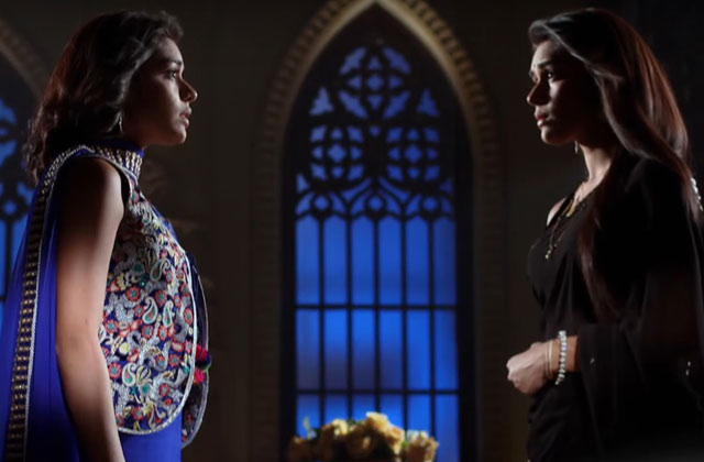Is Naina Talking To Rani's Spirit? – Ek Tha Raja Ek Thi Rani