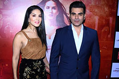 Is Sunny Leone the reason for Arbaaz Khan's happiness?