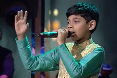 Ishaan Tangirala Sings Kuhu Kuhu Bole Koyaliya | The Voice India Kids Season 2 - December 30, 2017 | &(AndTv)