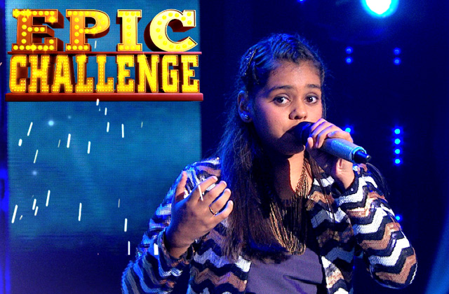 Iss Shanivaar | Epic Challenge| Sa Re Ga Ma Pa Li'l Champs | Sat-Sun, at 9 PM