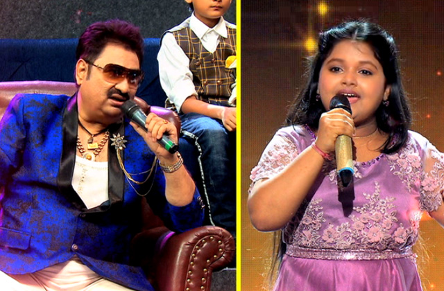 Iss Shanivaar Kumar Sanu Special On Sa Re Ga Ma Pa Li'l Champs | at Sat, 9 PM On ZeeTv.