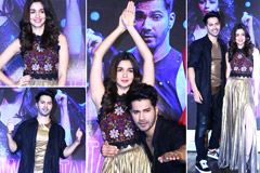 It's 'Tamma Tamma Again' For Alia Bhatt & Varun Dhawan!