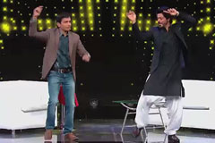 Jabra Song Performance By SRK And Nilesh Sable