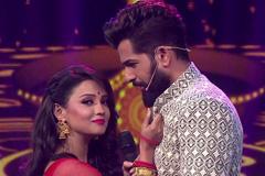 Jai Bhanushali Flirts With Adaa Khan