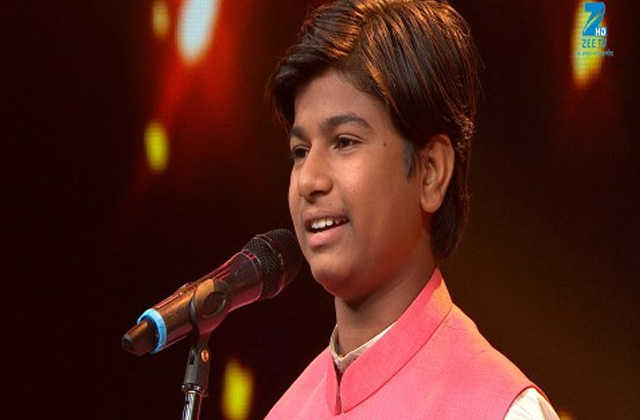 Jasu Khan - Performance - Episode 7 - March 18, 2017 - Sa Re Ga Ma Pa Lil Champs 2017