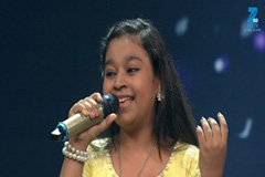 Javed Ali & Sonakshi Kar Sing  Abhi Na Jaao Chhodkar & Main Kya Janu Kya Jaadoo Hai Song In Zee Rishtey Special- Sa Re Ga Ma Pa Lil Champs 2017 - July 23,2017 | ZEETV
