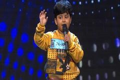 Jayas Kumar - Performance - Episode 1 - February 25, 2017 - Sa Re Ga Ma Pa Lil Champs 2017