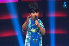 Jayas Kumar - Performance - Episode 7 - March 18, 2017 - Sa Re Ga Ma Pa Lil Champs 2017