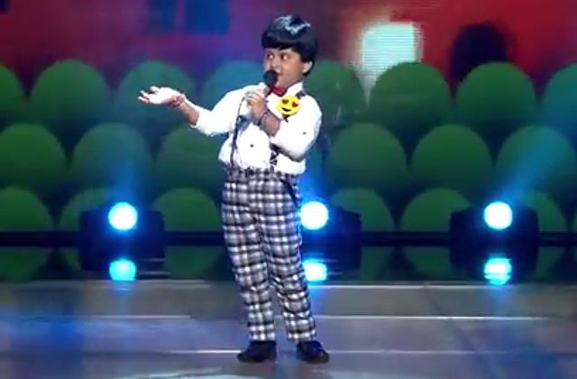 Jayas Kumar Sing Itti Si Hansi Itti Si Khushi - Sa Re Ga Ma Pa Lil Champs 2017 - June 24,2017 |ZEETV