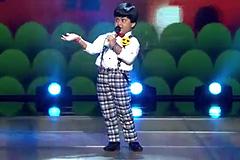 Jayas Kumar Sing Itti Si Hansi Itti Si Khushi - Sa Re Ga Ma Pa Lil Champs 2017 - June 24,2017  ZEETV