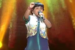 Jayas Kumar Sing Jalwa (Eid Special Performance) - Sa Re Ga Ma Pa Lil Champs 2017 - June 25,2017  ZEETV
