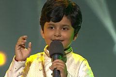 Jayas Kumar Sings Hai Preet Jahan Ki Reet | The Voice India Kids Season 2 - January 28, 2018 | &(AndTv)