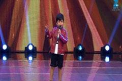 Jayas Kumar Sings Lage 440 Volt Chhune Se Tere Sa Re Ga Ma Pa Lil Champs 2017 - September 17, 2017   ZEETV