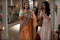 Jhanvi's Dramatic Family