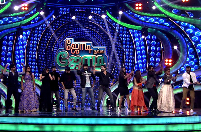 Jodi Nalla Jodi | 1st January at 1:30 PM to 03:30 PM | Only On Zee Tamil