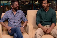 John Abraham-Nishikant Kamat On Making Rocky Handsome, Force Together
