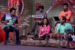 Jugalbandi of Dholaki and Ghungru | Sa Re Ga Ma Pa Ghe Panga Kar Danga - BEFORE TV | ZEE Marathi